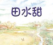 田水甜書本封面