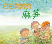 甘甘苦苦的麻芛書本封面
