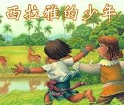 少年西拉雅書本封面