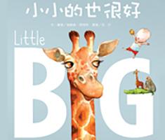 小小的也很好( Little big)封面圖