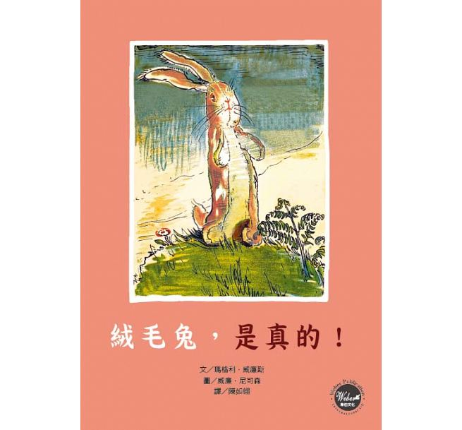 絨毛兔,是真的!( The Velveteen Rabbit)