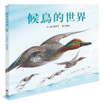 候鳥的世界封面圖