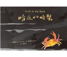 暗夜的螃蟹( Crab in the dark)封面圖
