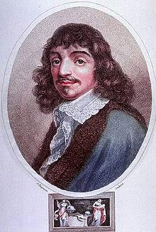 笛卡兒(1596年-1650年)