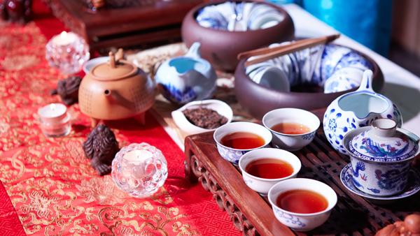 飲茶的禮儀與文化,融入了臺灣的生活日常