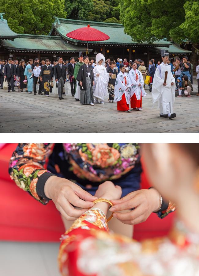 婚禮是在不同文化中,最常體現禮儀制度細節、歷史背景意涵的儀式之一