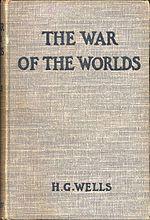 1898年版本的《世界大戰》封面