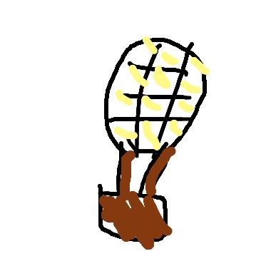 作品:熱氣球