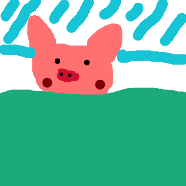 塗鴉:小豬豬