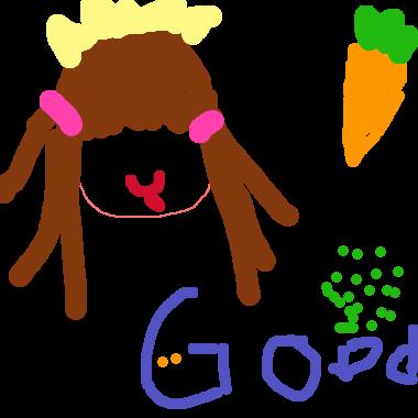 塗鴉:good food