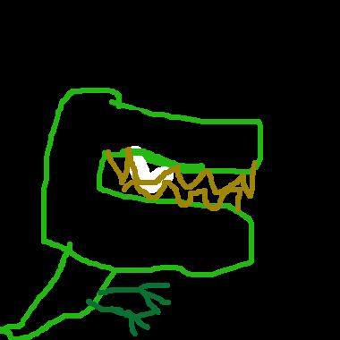 作品:恐龍