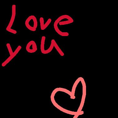 作品:Love you