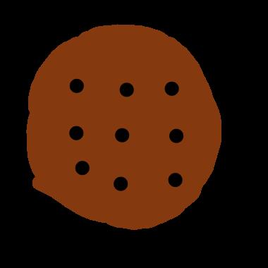 作品:餅乾