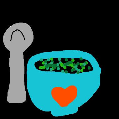 好吃的綠豆湯