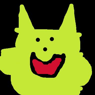 green monste...