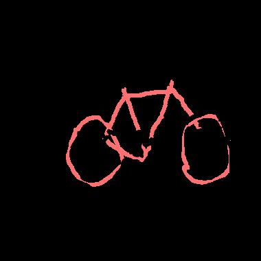 作品:腳踏車