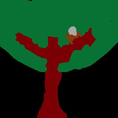 大樹裡的小鳥蛋