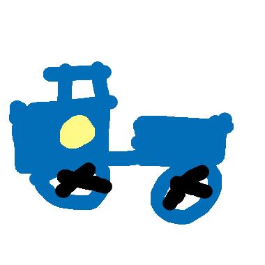 勇敢小火車:卡爾的特別任務