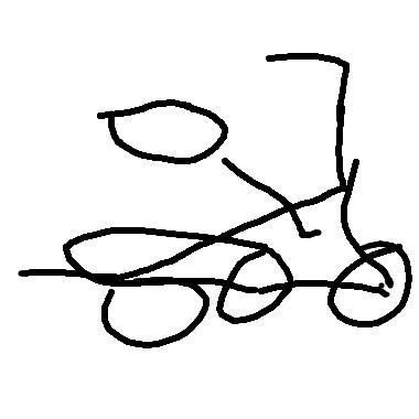 作品:bike