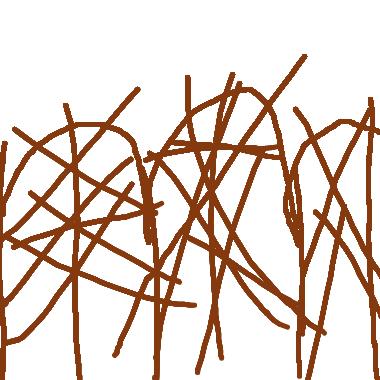 作品:柵欄