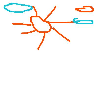 作品:天空