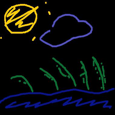 風和日麗水光瀲灩 <西湖>
