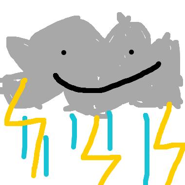 作品:傾盆大雨