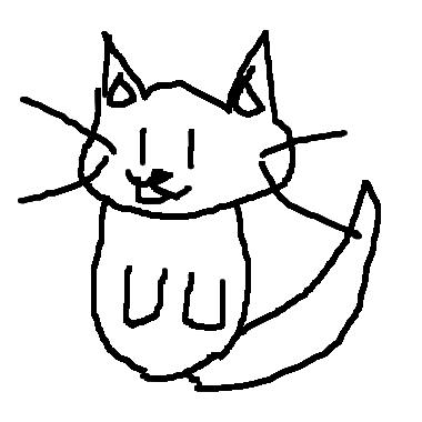作品:小貓