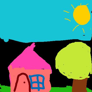 作品:快樂的家庭
