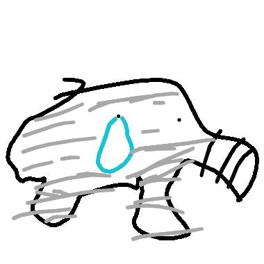 可憐的大象