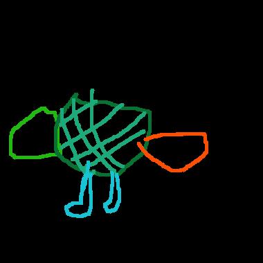 作品:烏龜
