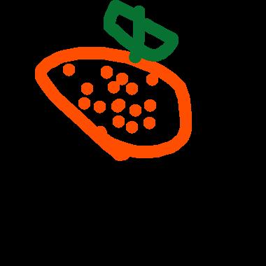 作品:橘子