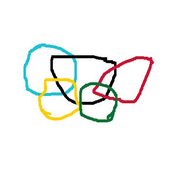 作品:奧運